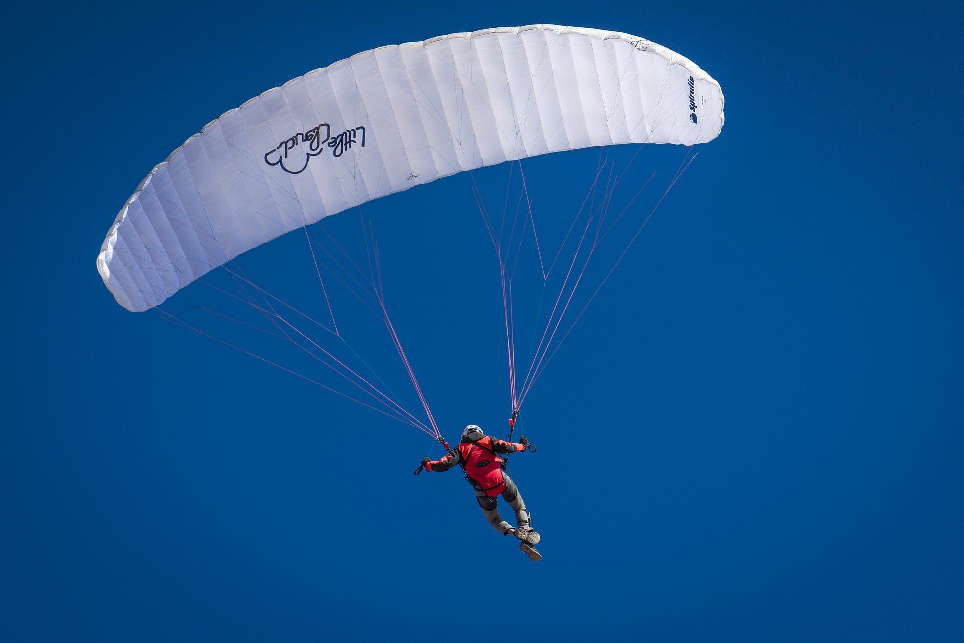 Sponsored Skydive